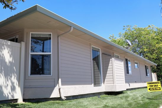 3 bed 2 bath Townhouse at 8452 W USTICK RD BOISE, ID, 83704 is for sale at 222k - google static map