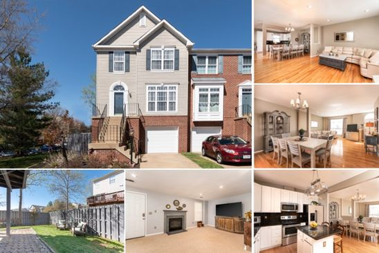 3 bed 4 bath Single Family at 20904 BUTTERWOOD FALLS TER STERLING, VA, 20165 is for sale at 475k - google static map