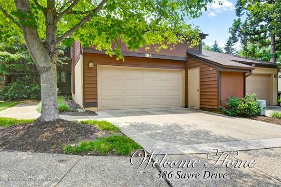 3 bed 3 bath Townhouse at 386 Sayre Dr Plainsboro, NJ, 08536 is for sale at 549k - google static map