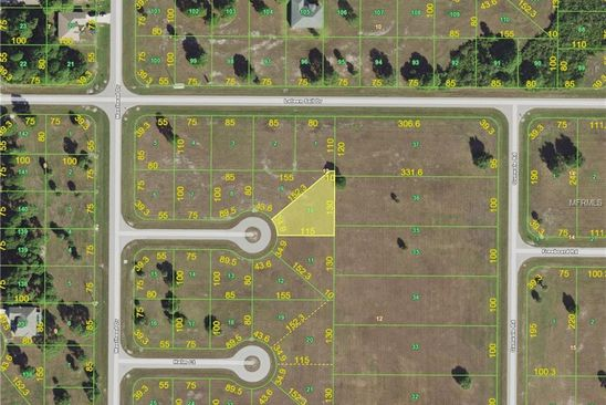 null bed null bath Vacant Land at 10 BUNK CT PLACIDA, FL, 33946 is for sale at 13k - google static map