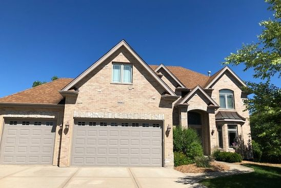 4 bed 4 bath Single Family at 19963 RED OAK DR MOKENA, IL, 60448 is for sale at 749k - google static map