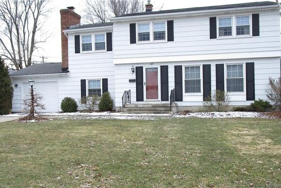 4 bed 2 bath Single Family at 107 Willow Green Dr Amherst, NY, 14228 is for sale at 240k - google static map