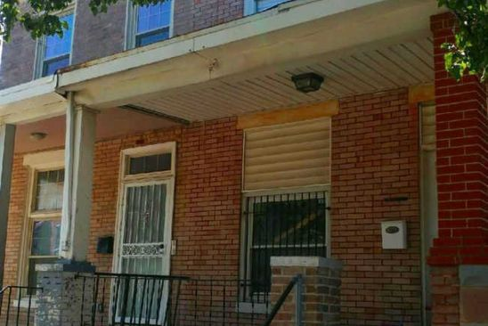 3 bed 1.5 bath Townhouse at 3137 MCELDERRY ST BALTIMORE, MD, 21205 is for sale at 25k - google static map