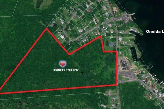null bed null bath Vacant Land at 8515 Lakeshore Rd Cicero, NY, 13039 is for sale at 159k - google static map
