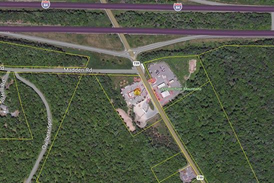 0 bed null bath Vacant Land at  Route 739 Lords Valley, PA, 18428 is for sale at 175k - google static map
