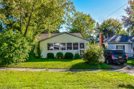 2 bed 1 bath Single Family at 1261 HARDESTY BLVD AKRON, OH, 44320 is for sale at 20k - google static map