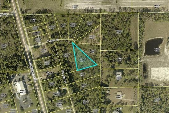 null bed null bath Vacant Land at 5041 HAINES CT SAINT JAMES CITY, FL, 33956 is for sale at 35k - google static map