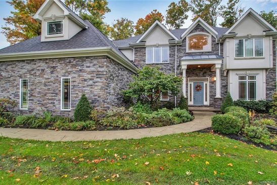 4 bed 5 bath Single Family at 4989 ROCKHAVEN DR CLARENCE, NY, 14031 is for sale at 695k - google static map