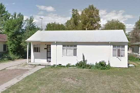 3 bed 1 bath Single Family at 1033 S BRYANT ST DENVER, CO, 80219 is for sale at 270k - google static map