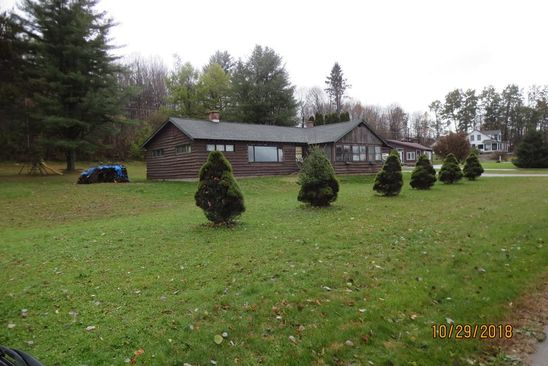 2 bed 1 bath Single Family at 1446 STATE ROUTE 86 SARANAC LAKE, NY, 12983 is for sale at 119k - google static map