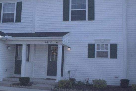 2 bed 2 bath Condo at 4627 Parrau Dr Columbus, OH, 43228 is for sale at 94k - google static map