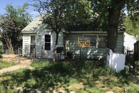 2 bed 1 bath Single Family at 708 SW 15TH ST PENDLETON, OR, 97801 is for sale at 65k - google static map