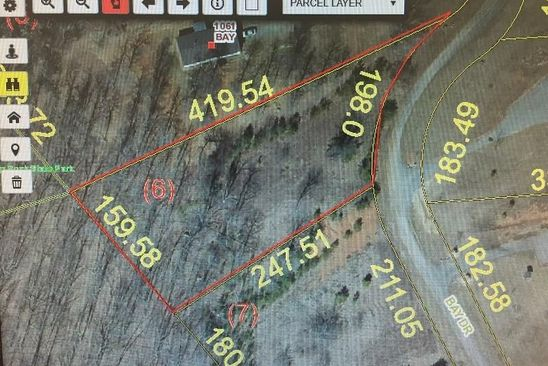 null bed null bath Vacant Land at 1035 Bay Dr Walnut Cove, NC, 27052 is for sale at 23k - google static map