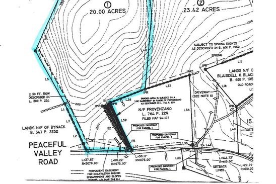 null bed null bath Vacant Land at 0 Peaceful Valley Rd Canaan, NY, 12029 is for sale at 50k - google static map