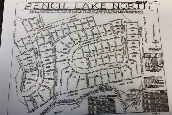 null bed null bath Vacant Land at 485 Hidden Lake Trl Elmira, MI, 49730 is for sale at 10k - google static map