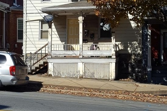 5 bed 3 bath Multi Family at 228 Hellam St Wrightsville, PA, 17368 is for sale at 185k - google static map