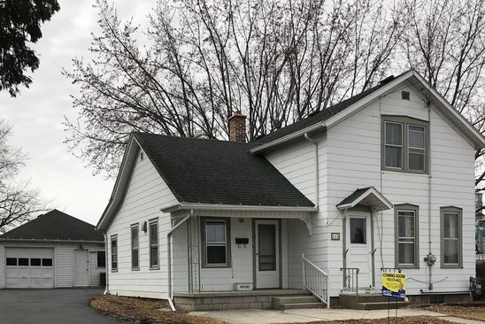 3 bed 1 bath Single Family at 115 PENNSYLVANIA AVE CHILTON, WI, 53014 is for sale at 60k - google static map