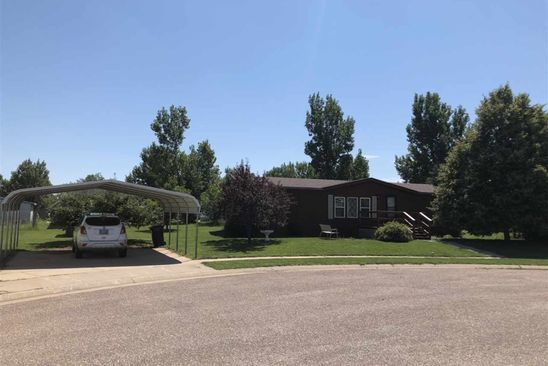 3 bed 2 bath Mobile / Manufactured at 228 HARNEY PEAK CT SPEARFISH, SD, 57783 is for sale at 60k - google static map