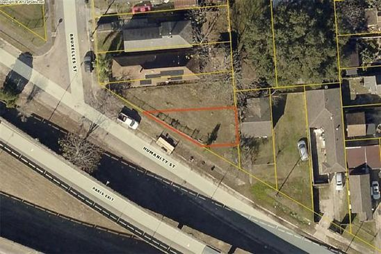 0 bed null bath Vacant Land at 3319 Bruxelles St New Orleans, LA, 70122 is for sale at 15k - google static map