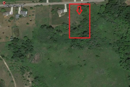 null bed null bath Vacant Land at 2401 BULL RUN OXFORD, MI, 48371 is for sale at 75k - google static map