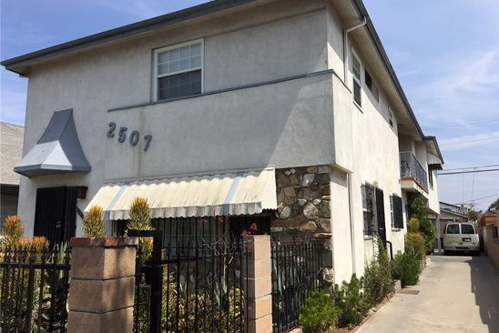 5 bed 6 bath Multi Family at 2507 RODEO RD LOS ANGELES, CA, 90018 is for sale at 986k - google static map