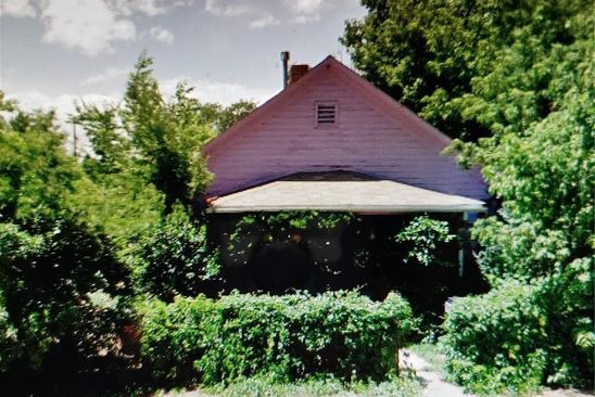 2 bed 1 bath Single Family at 1917 S FOX ST DENVER, CO, 80223 is for sale at 310k - google static map