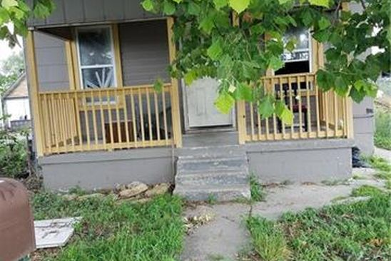 2 bed 1 bath Single Family at 921 N MONROE AVE KANSAS CITY, MO, 64120 is for sale at 50k - google static map