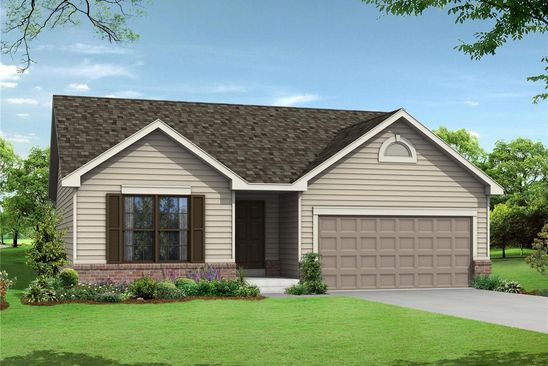 3 bed 2 bath Single Family at 1713 1713 Meade Ct Pacific, MO, 63069 is for sale at 217k - google static map
