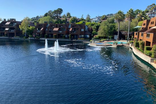 2 bed 2 bath Single Family at 39 Lagoon Vis Belvedere Tiburon, CA, 94920 is for sale at 1.38m - google static map