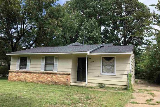 4 bed 2 bath Single Family at 2944 S Goodlett St Memphis, TN, 38118 is for sale at 53k - google static map