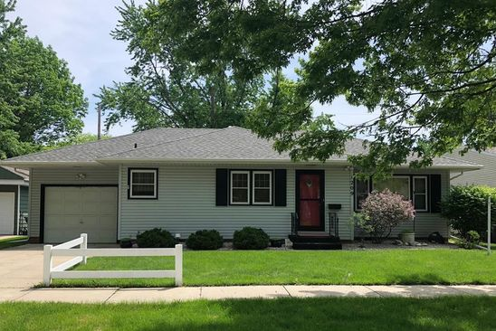 3 bed 1.75 bath Single Family at 1209 N 25TH ST FORT DODGE, IA, 50501 is for sale at 100k - google static map