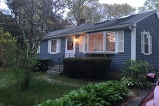 3 bed 1.5 bath Single Family at 68 ALGONQUIN ST BUZZARDS BAY, MA, 02532 is for sale at 259k - google static map