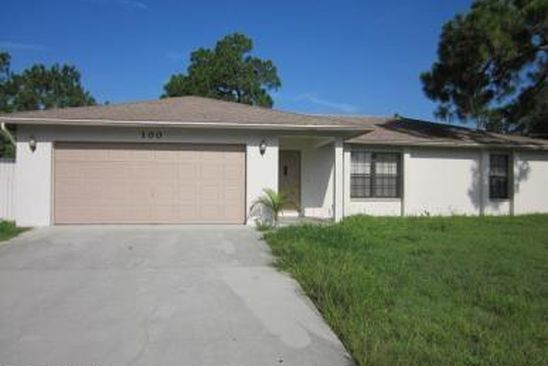 2 bed 2 bath Single Family at 100 ICHABOD AVE S LEHIGH ACRES, FL, 33973 is for sale at 130k - google static map
