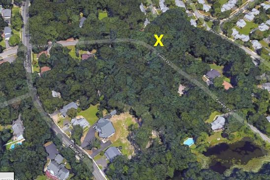 0 bed null bath Vacant Land at 0 Forest Dr Lakewood, NJ, 08701 is for sale at 315k - google static map