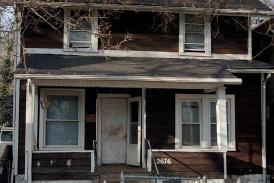 3 bed 1 bath Single Family at 2676 Sullivant Ave Columbus, OH, 43204 is for sale at 48k - google static map