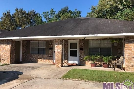 0 bed null bath Multi Family at 806 Brinwood Ave Baton Rouge, LA, 70815 is for sale at 140k - google static map