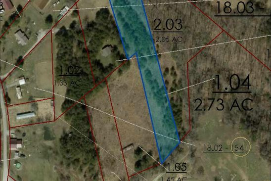 3 bed null bath Vacant Land at  Ashburn Rd Monterey, TN, 38574 is for sale at 15k - google static map