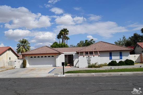 4 bed 2 bath Single Family at 30712 Susan Dr Cathedral City, CA, 92234 is for sale at 311k - google static map