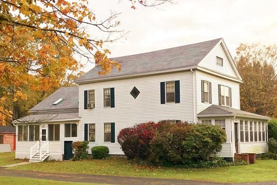 4 bed 2 bath Single Family at 1028 Granville Rd Westfield, MA, 01085 is for sale at 245k - google static map
