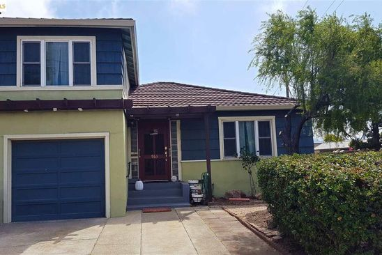 3 bed 1 bath Single Family at 963 MADISON ST ALBANY, CA, 94706 is for sale at 985k - google static map