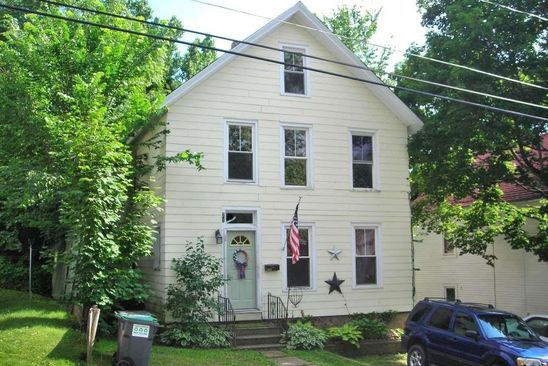 6 bed 2 bath Multi Family at 71 Wilder Ave Hoosick Falls, NY, 12090 is for sale at 149k - google static map