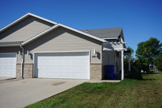 3 bed 2 bath Multi Family at 2815 WHEATLAND DR S FARGO, ND, 58103 is for sale at 182k - google static map