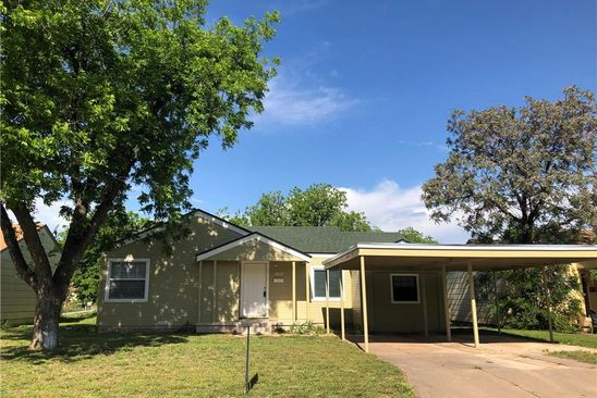 3 bed 1 bath Single Family at 1618 Burger St Abilene, TX, 79603 is for sale at 108k - google static map