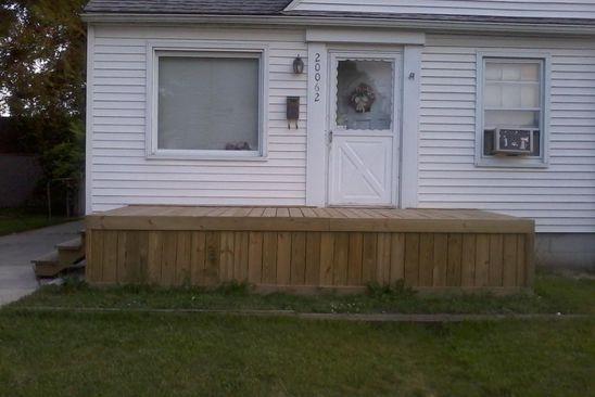 3 bed 1 bath Single Family at 20062 Kingsville St Detroit, MI, 48225 is for sale at 52k - google static map