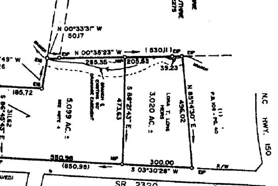 null bed null bath Vacant Land at 7115 BRONCO LN SUMMERFIELD, NC, 27358 is for sale at 125k - google static map