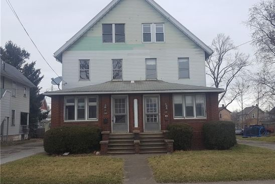 6 bed 3 bath Multi Family at  Sexton St Struthers, OH, 44471 is for sale at 99k - google static map