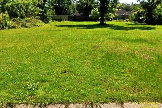 0 bed null bath Vacant Land at 4741 Flake Ave New Orleans, LA, 70127 is for sale at 15k - google static map