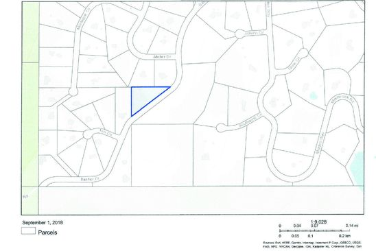 null bed null bath Vacant Land at 000 Basher Dr Anchorage, AK, 99507 is for sale at 198k - google static map