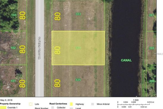 null bed null bath Vacant Land at 238 W Pine Valley Ln Rotonda West, FL, 33947 is for sale at 35k - google static map