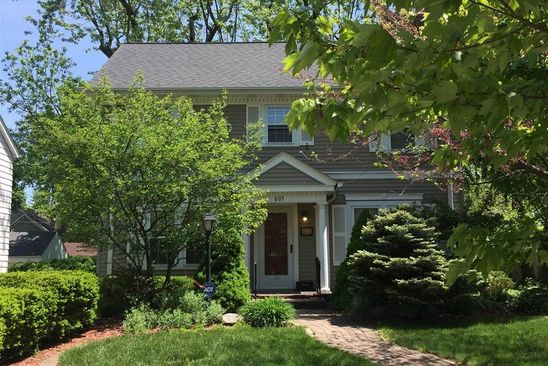 4 bed 2 bath Single Family at 805 KENSINGTON AVE FLINT, MI, 48503 is for sale at 86k - google static map